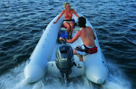 2021 Yamaha boat for sale, model of the boat is F40LEHA & Image # 2 of 3