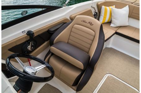 2022 Sea Ray boat for sale, model of the boat is SPX 210 Outboard & Image # 4 of 7