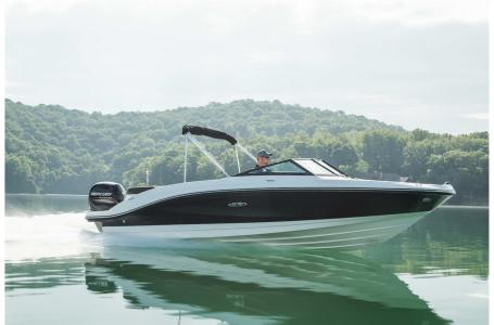 2022 Sea Ray boat for sale, model of the boat is SPX 210 Outboard & Image # 6 of 7