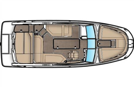 2022 Sea Ray boat for sale, model of the boat is SPX 230 & Image # 7 of 7