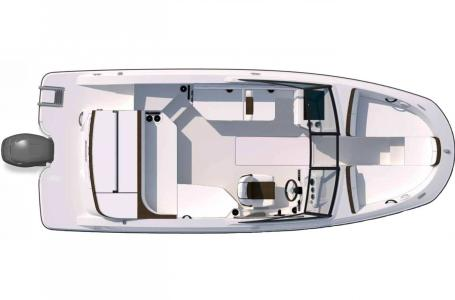 2022 Sea Ray boat for sale, model of the boat is SPX 210 Outboard & Image # 7 of 7