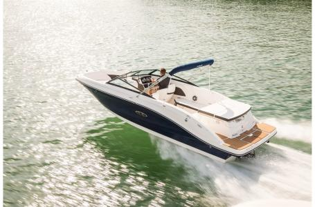 2022 Sea Ray boat for sale, model of the boat is SPX 230 & Image # 2 of 7