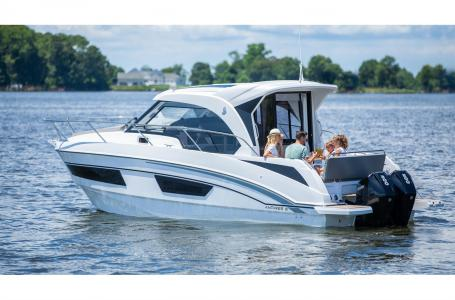 2022 Beneteau boat for sale, model of the boat is Antares 9 OB & Image # 4 of 10