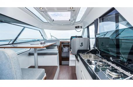 2022 Beneteau boat for sale, model of the boat is Antares 9 OB & Image # 9 of 10