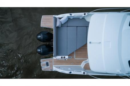 2022 Beneteau boat for sale, model of the boat is Antares 9 OB & Image # 3 of 10