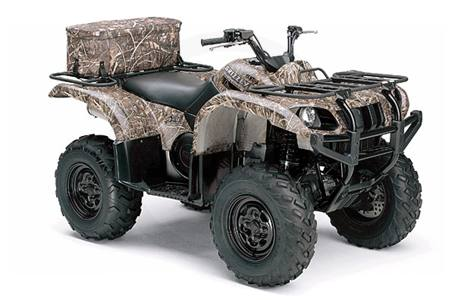 Yamaha Grizzly 660 >> 2006 Yamaha Grizzly 660 Automatic 4x4 Ducks Unlimited Edition For