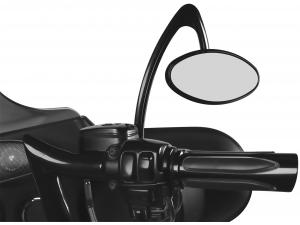 Curvaceous Cats Eye Billet Mirror