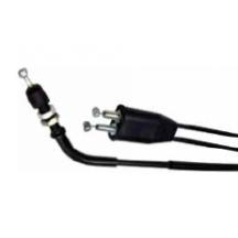 Motion Pro Black Vinyl OE Clutch Cable +6in. 02-0326