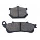 EBC ORGANIC BRAKE PADS/SHOES