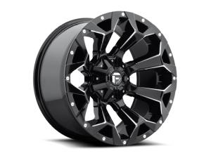Assault - D576 Wheels