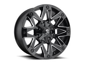 Ambush - D555 Wheels