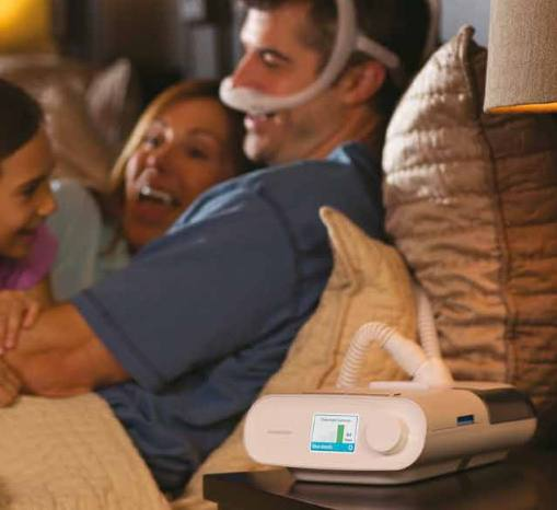 Respironics DREAMSTATION CPAP PRO THERAPY SYSTEM from Health