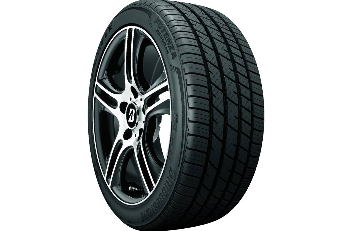 Potenza RE980AS Tire