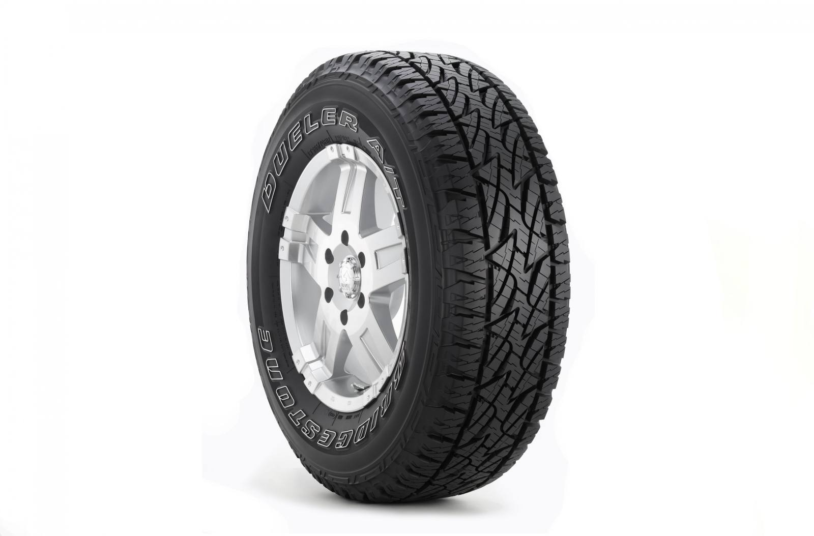 Dueler A/T REVO 2 with Uni-T Tire