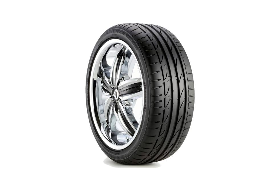 Potenza S-04 Pole Position Tire