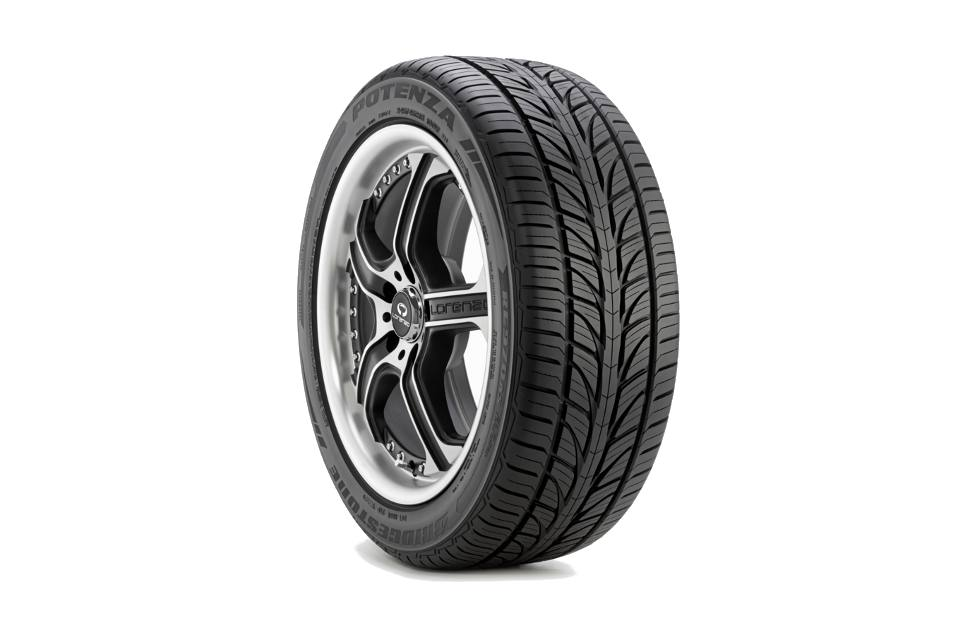 Potenza RE970AS Pole Position Tire