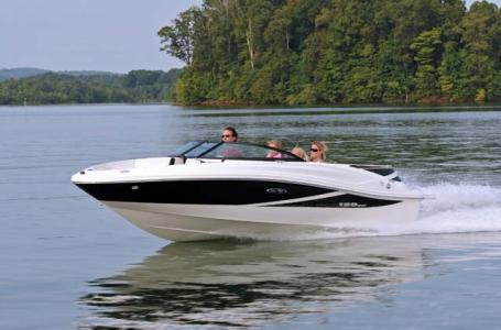 2012 Sea Ray boat for sale, model of the boat is 190 Sport & Image # 2 of 5