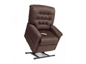 LC-358L 3-POSITION, FULL RECLINE, CHAISE LOUNGER