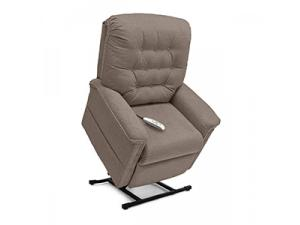 LC-358S 3-POSITION, FULL RECLINE, CHAISE LOUNGER