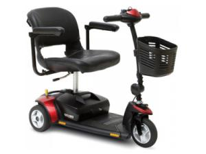 GO-GO ELITE TRAVELER-3 WHEEL