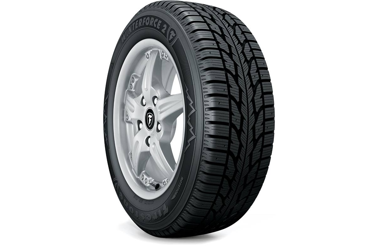 Winterforce 2 Tire
