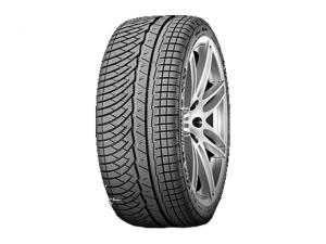 Pilot® Alpin® PA4™ Tire