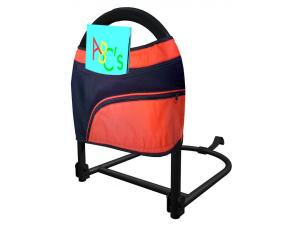 CHILDREN'S BED RAIL & SPORTS POUCH
