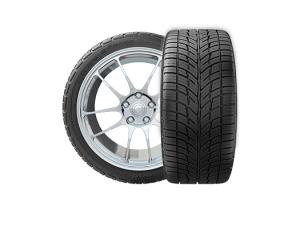 BFGoodrich® g-Force™ COMP-2™ A/S Tire