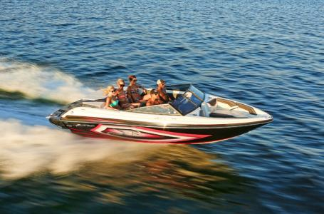 2013 Larson boat for sale, model of the boat is LSR 2100 & Image # 6 of 9