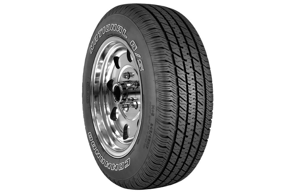 National Tire And Wheel >> National Tire Commando A S Plus Tire For Sale In