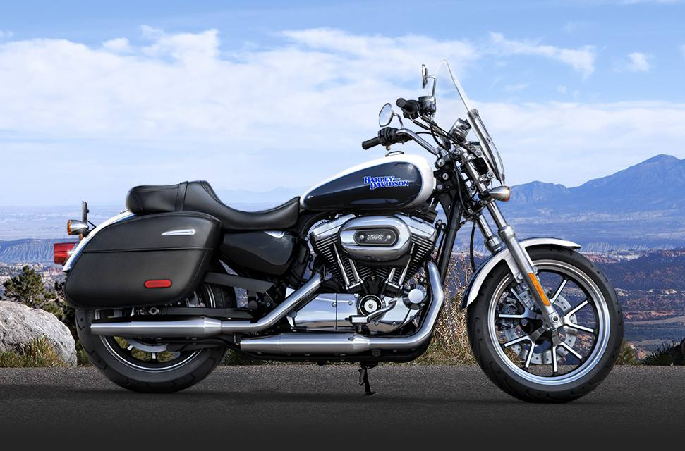 2014 Harley-Davidson® XL1200T SuperLow® 1200T - Two-Tone Option for ...