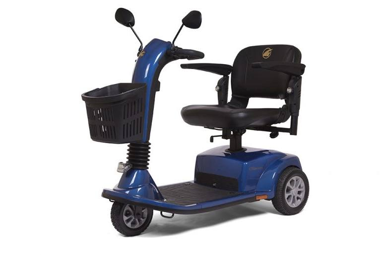 Golden Technologies COMPANION 3 WHEEL FULL SIZE SCOOTER from