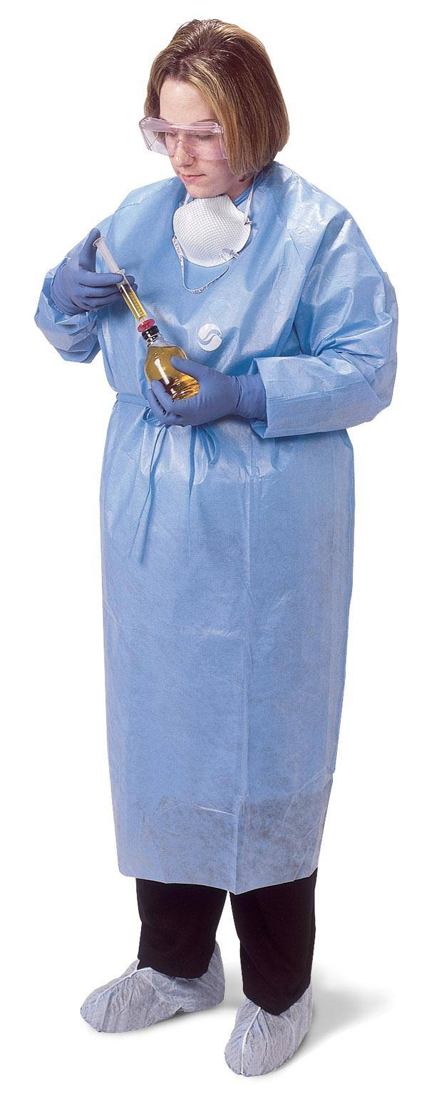 Medtronic POLY-COATED IMPERVIOUS GOWN from Sound Health Medical (Tigard)