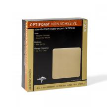 Medline OPTIFOAM NON-ADHESIVE DRESSINGS from Jackson Medical