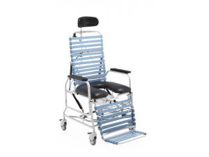 BRODA CS 385 SHOWER COMMODE CHAIR