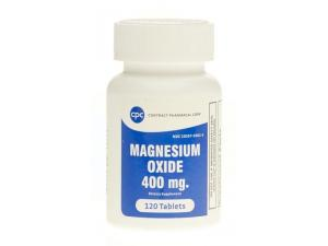 MAGNESIUM OXIDE TABLETS