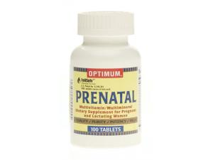 OPTIMUM PRENATAL VITAMIN TABLETS