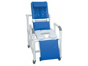 PVC RECLINING SHOWER CHAIRS