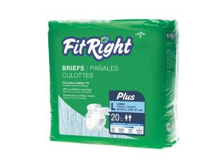FITRIGHT PLUS BRIEFS