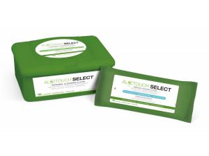ALOETOUCH SELECT PREMIUM CLEANSING WIPES