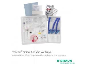 PENCAN SPINAL TRAYS & NEEDLES