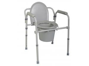 COMMODE SEAT & LID