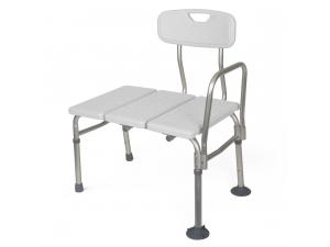 UNPADDED TRANSFER BENCH