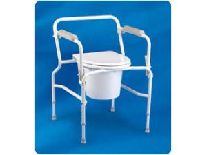 DROP-ARM COMMODES