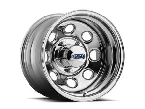 398 Chrome Soft 8 Wheels
