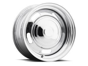 373 Chrome Rally Wheels