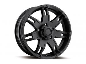 Gauntlet - 237/238 - Matte Black Wheels