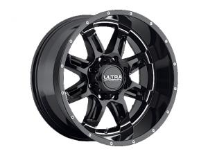 241 Gunner Gloss Black Wheels