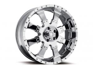 Goliath - 223/224 - Chrome Wheels