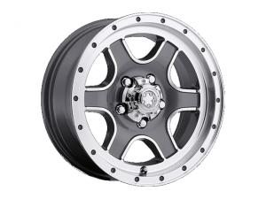 174T Nomad Anthracite Trailer Wheels